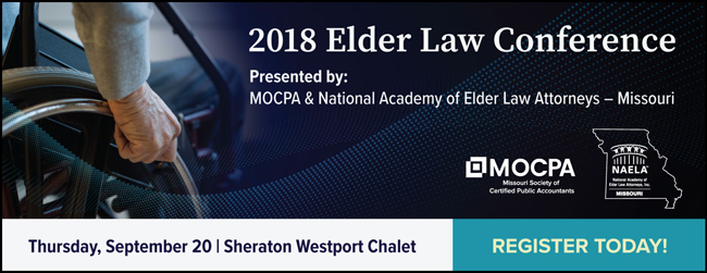 Elder Law Conference for Accounting and Legal Professionals